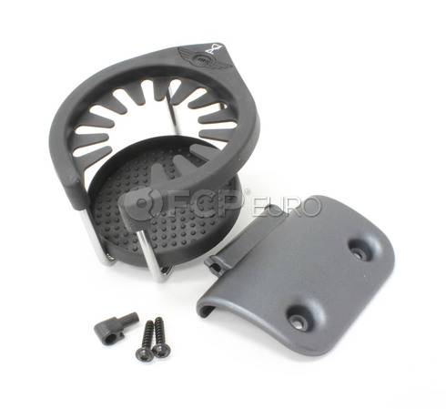 Mini Cooper Drink Holder (Anthrazit) - Genuine Mini 51160397287