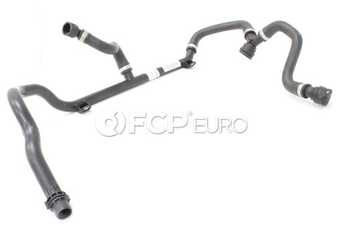 BMW Engine Coolant Recovery Tank Hose Lower (328i xDrive) - Genuine BMW 17127525870