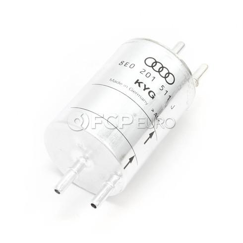 Audi Fuel Filter (S4 A4 Quattro) - Genuine VW Audi 8E0201511J