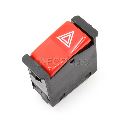 Mercedes Hazard Warning Switch (190D 240D 300SE 380SEL) - Febi 0008209010