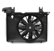 Volvo Cooling Fan Assembly - TYC 9497929