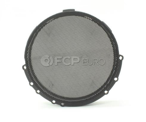 BMW Cover Loudspeaker Right (Black) - Genuine BMW 51418224012