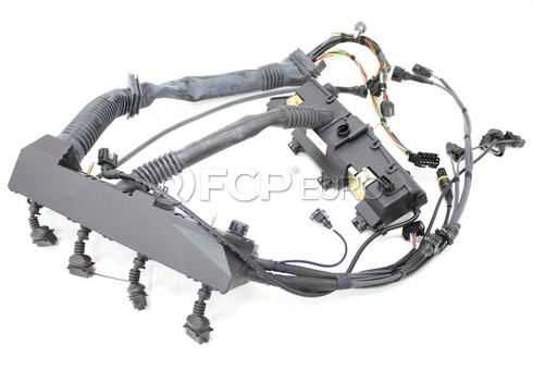 BMW Engine Wiring Harness Engine Module - Genuine BMW 12517503647