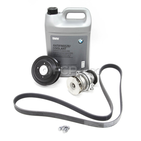 BMW Water Pump Replacement Kit - 240432AKT