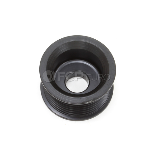 BMW Alternator Pulley (540i 740i 740iL 750iL X5) - Genuine BMW 12311708607