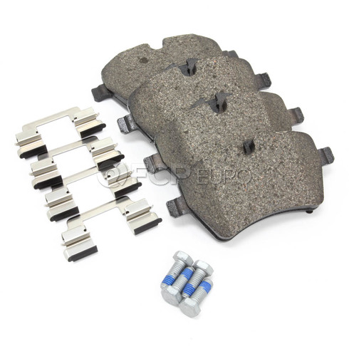 Mini Cooper Disc Brake Pad - Genuine Mini 34119804735