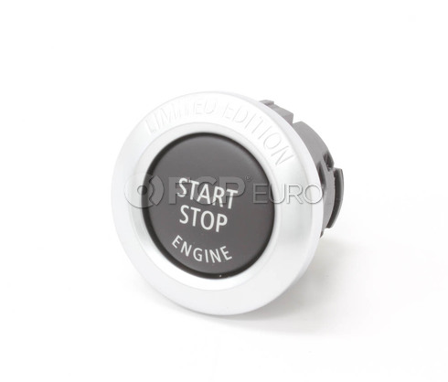 BMW Starter-Stop Switch (Limited Edition) - Genuine BMW 61317973477