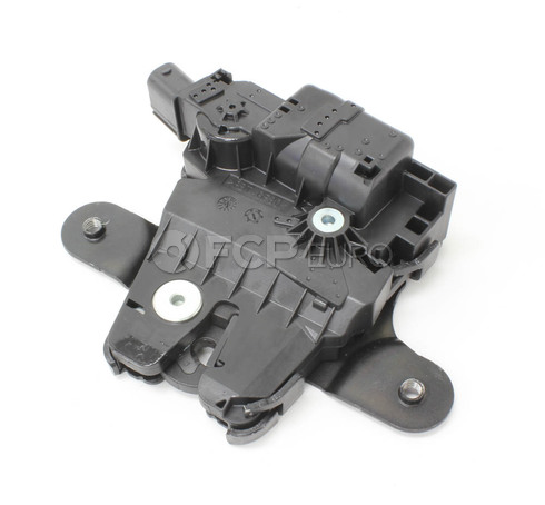 Mini Cooper Trunk Lock Actuator Motor - Genuine Mini 51492754459