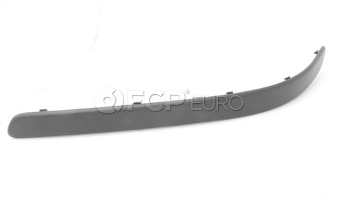 BMW Bumper Impact Strip Front Left - Genuine BMW 51112494193