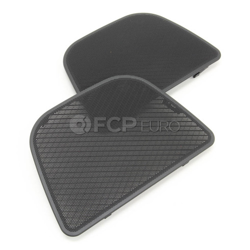 BMW Cover Loudspeaker (Black) - Genuine BMW 51468230768