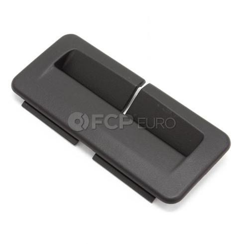 BMW Cover Belt Outlet (Black) - Genuine BMW 51468208256