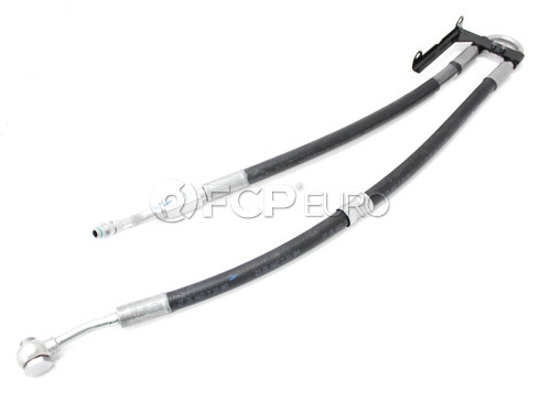Mercedes Power Steering Pressure Hose (GL450 GL550) - Genuine Mercedes 1644602224