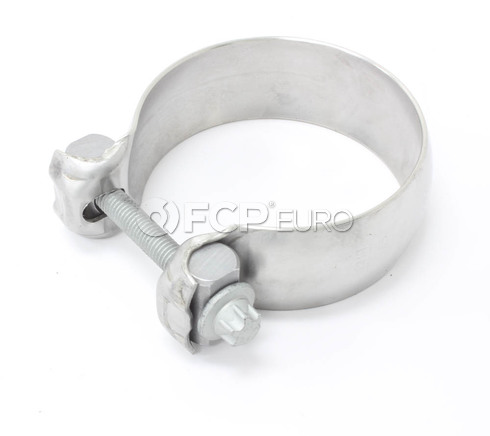Mercedes Exhaust Clamp Left - Genuine Mercedes 0004901441