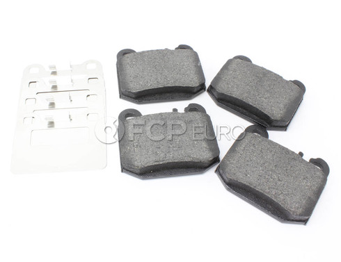 Mercedes Brake Pad Set (ML) - Pagid 1634200720
