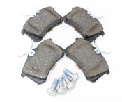 Audi VW Brake Pad Set - Textar 8E0698451L