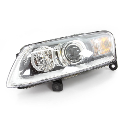 Audi Headlight Assembly Left (A6 S6 A6 Quattro) - Hella 4F0941029AM