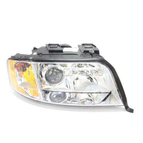 Audi Headlight Assembly Right (A6 A6 Quattro) - Hella 4B0941004BM