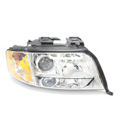 Audi Headlight Assembly Right (A6 A6 Quattro) - Hella 4B0941004BM