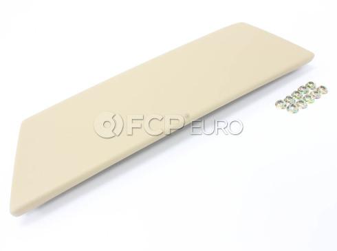 BMW Door Pocket Front Left (Beige) - Genuine BMW 51417076791