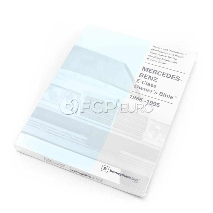 Mercedes Benz Bentley Manual Owner's Bible - Bentley GMOB