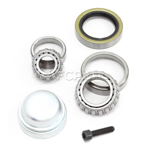 Mercedes Wheel Bearing Kit Front (230 240D 280E 300D) - FAG 1163300051