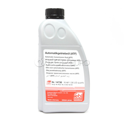 VW Audi Transmission Fluid - Febi G052162F2