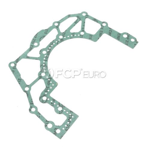 Audi Crankshaft Sealing Flange Gasket - Elring 078103181C