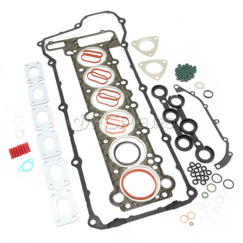 BMW Cylinder Head Gasket Set (E36 E34) - Genuine BMW 11129064467