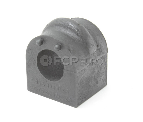 Mercedes Suspension Stabilizer Bar Bushing Rear - Genuine Mercedes 1243260181