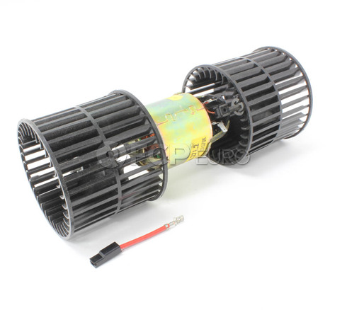 BMW HVAC Blower Motor (524td 528e 535i 535is M5) - Genuine BMW 64111386369