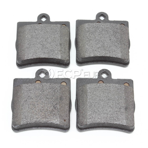 Mercedes Brake Pad Set - Pagid 0024207120