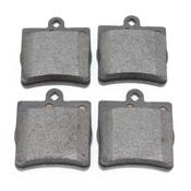 Mercedes Brake Pad Set - Pagid 0024207120