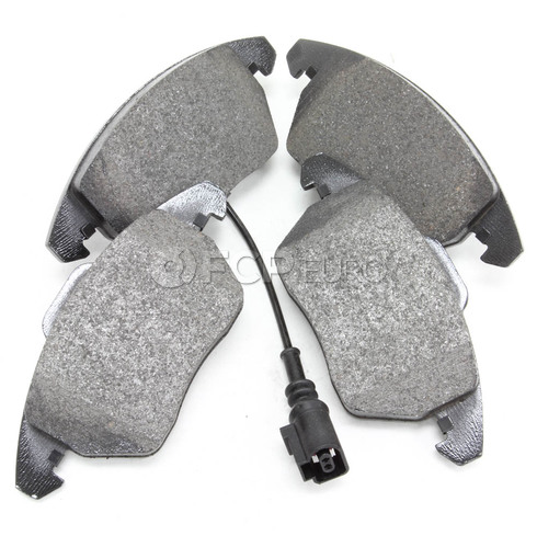 Audi VW Brake Pad Set - Textar 3C0698151D
