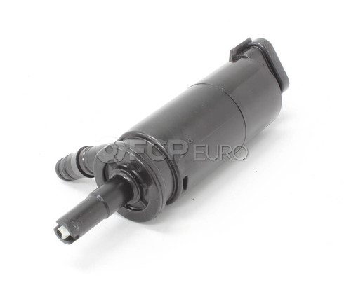 Saab Windshield Washer Pump (9-3 9-3X) - Hella 90508709