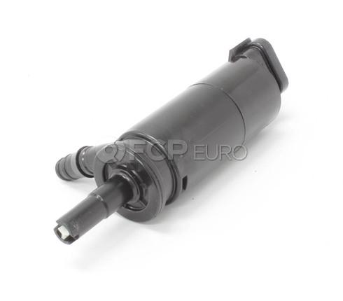 Saab Windshield Washer Pump (9-3 9-3X) - Hella 90508709