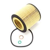 BMW Engine Oil Filter Kit - Hengst 11427953129