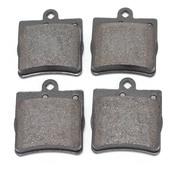Mercedes Brake Pad Set - Pagid 0034202720