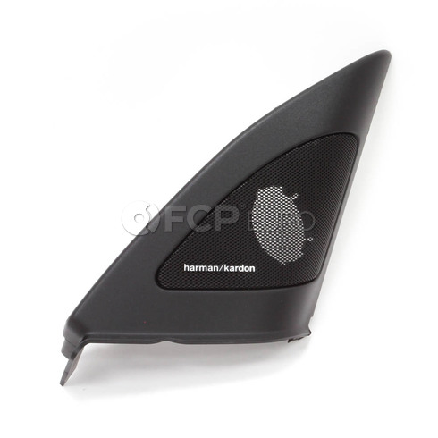BMW Corner Moulding Interior Right (Harman-Kardon) - Genuine BMW 51337270890