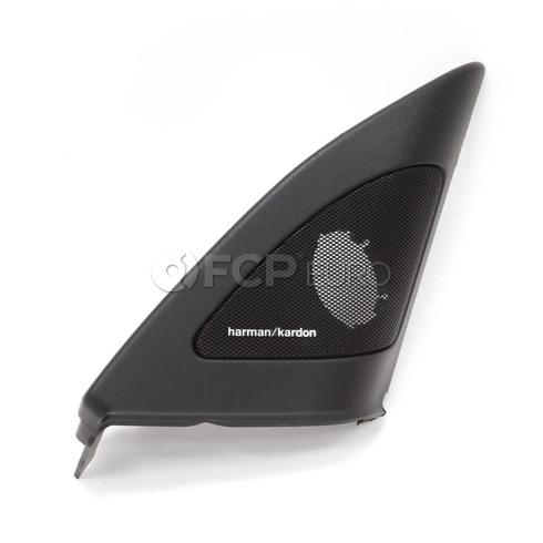 BMW Corner Moulding Interior Right (Harman-Kardon) - Genuine BMW 51337270890