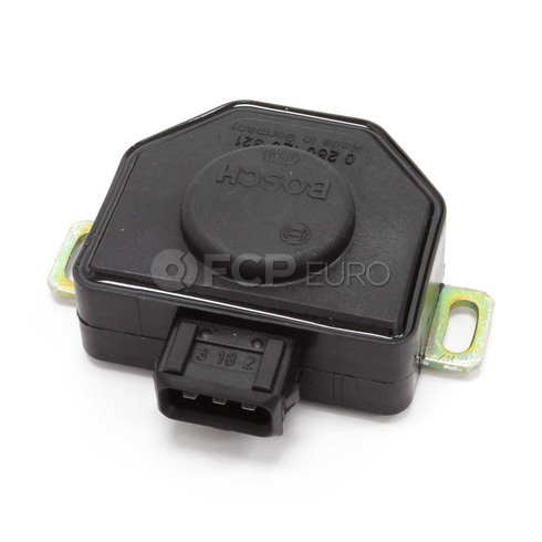 BMW Throttle Position Sensor - Genuine BMW 13631710559