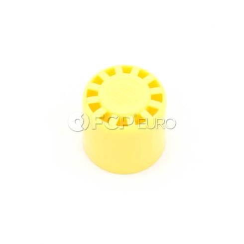 BMW Cap (Yellow) - Genuine BMW 13111265509