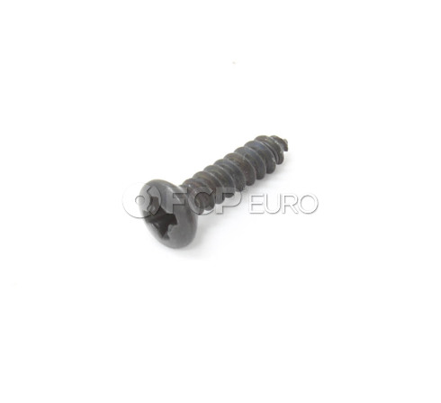 BMW Recessed Oval Head Sheet-Metal Screw (St29X13) - Genuine BMW 07119902412