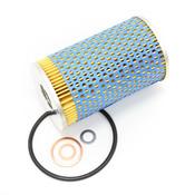 Mercedes Engine Oil Filter - Hengst 0001800009