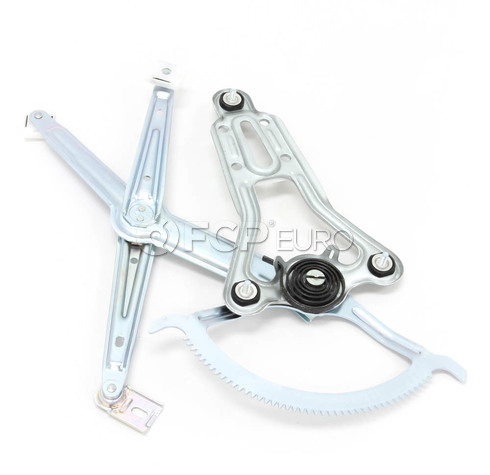 Mercedes Window Regulator Without Motor Front Right - Economy 1247200446