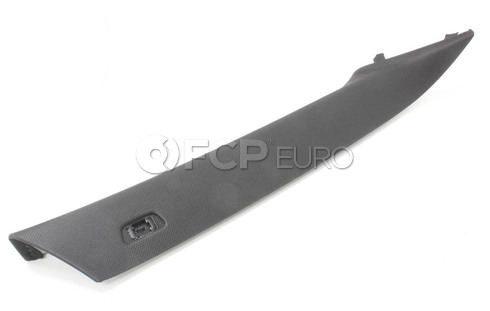 BMW Cover Column A Right (Anthrazit) - Genuine BMW 51438038170