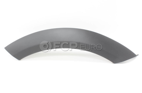 Mini Cooper Cover Wheel Arch Front Right (Black) - Genuine Mini 51131505866