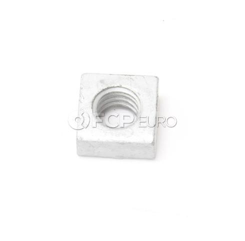 BMW Square Nut (M8) - Genuine BMW 31356763094