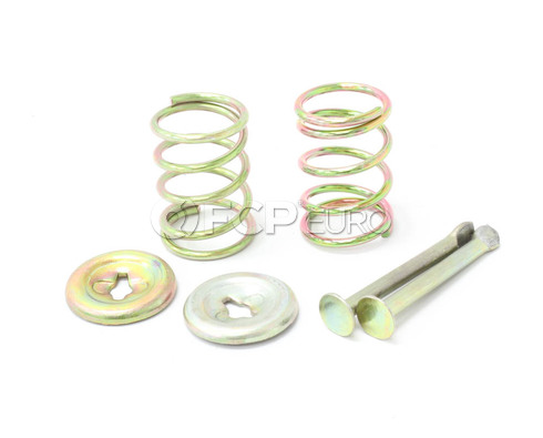VW Brake Shoes Hold Down Kit - Euromax 311698071