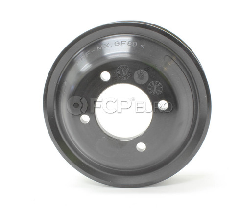 BMW Plastic Water Pump Pulley - Meyle 11511436590