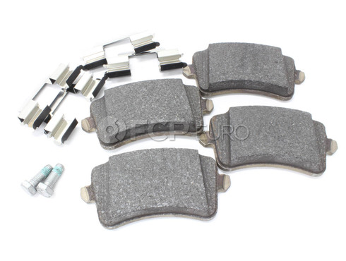 Audi Disc Brake Pad Rear (S4 S5 Q5 SQ5) - Genuine VW Audi 8K0698451D